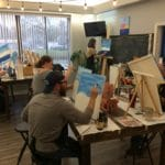 Private Party Created for Painting