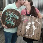 6/6- DIY Wood Sign Workshop