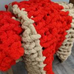 3/13- NEW-DIY Chunky Blanket